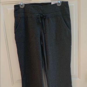 Straight Leg French Terry Sweat Pants